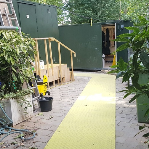 How to Create Safe Walkways on Construction Sites?
