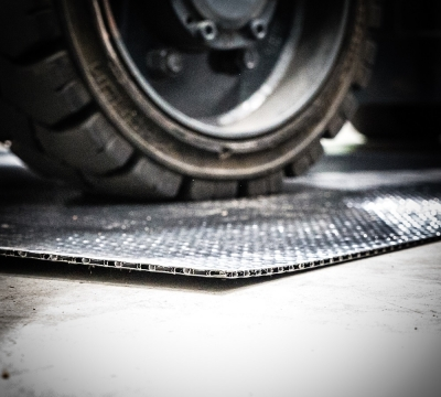 HEAVY DUTY FLOOR PROTECTION: BUFFERBOARD VS TRADITIONAL METHODS