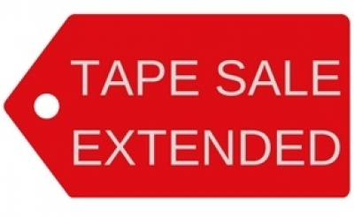 Tape Sale Extended