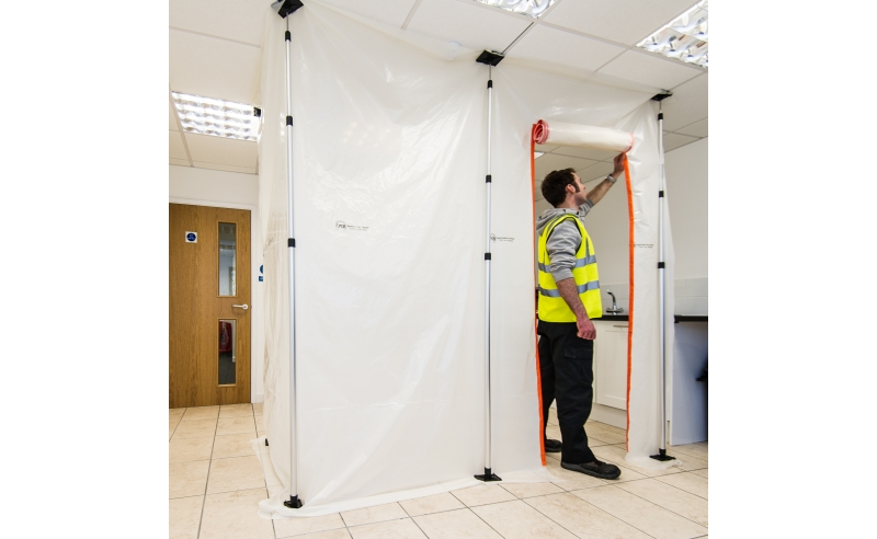 Proguard Eazi- Zip Door & Proguard Eazi- Zip Door | Temporary Screening | Sitepro Direct