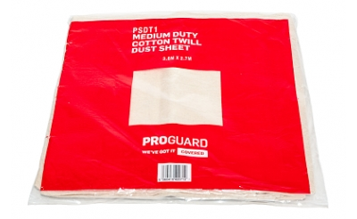 Proguard Polythene Back Dust Sheet