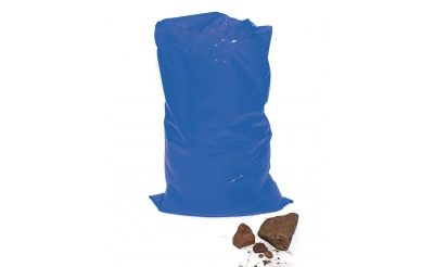 Blue Rubble Sack 500 x 760mm