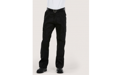 Uneek Cargo Trousers with knee pad