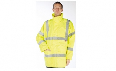Heavyweight Hi-Vis Anorak