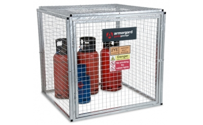 Gorilla Gas Cages