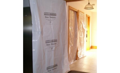 Fire Retardant LPS Rated Door Sleeves (Roll 50)