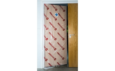 Custom Printed Door Sleeves