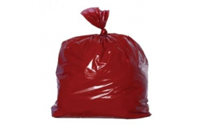 Proguard Red Refuse Sacks (Box of 200)