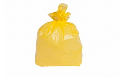 Proguard Yellow Refuse Sacks (Box of 200)