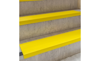 Rigid Stair Tread Guard