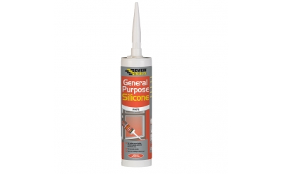 General Purpose Silicone - White