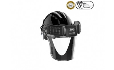 POWERCAP INFINITY COMPLETE UNIT HELMET - BLACK