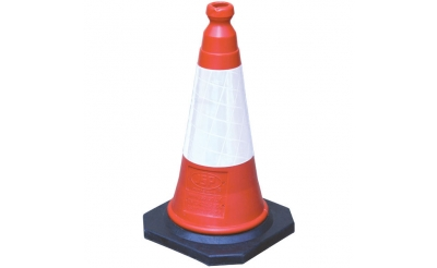 Dominator Traffic Cone + Sleeve 50cm