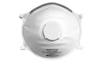 Respirator Face Mask FFP3V (Pack of 5)