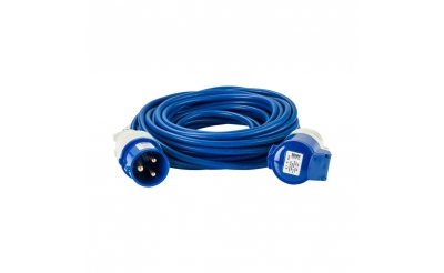 240V Extension Lead - 16A 2.5mm Cable