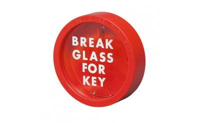 Break Glass Key Box