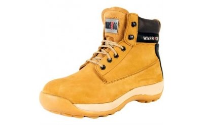 Nubuck Trainer Boot (Honey)