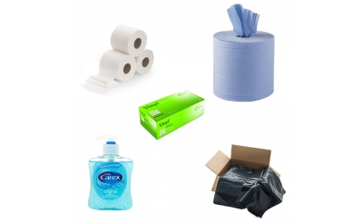 Site Hygiene & Cleaning Kit