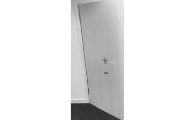 FIRE RETARDANT PROTECTION BOARD (DOOR SIZE)